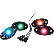 Race Sport Rsld4kitcs Colorsmart Smartphone-controlled 4-led Glow Pod Undercarriage Kit