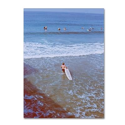 Trademark Fine Art Ariane Moshayedi 'Surfer' 14