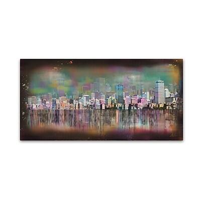 Trademark Fine Art Ellicia Amando 'Boston' 12