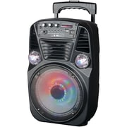 Supersonic Iq-3078djbt Bluetooth Disco Light Dj Speaker