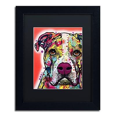 Trademark Fine Art Dean Russo 'American Bulldog' 11