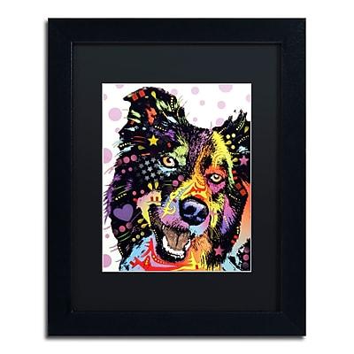 Trademark Fine Art Dean Russo 'Border Collie' 11