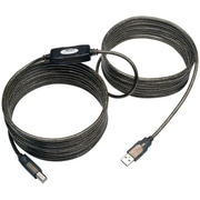 Tripp Lite U042-025 Usb 2.0 Hi-speed A/b Active Repeater Cable
