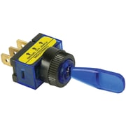 Battery Doctor 20503 On/off Illuminated 20-amp Toggle Switch (blue)