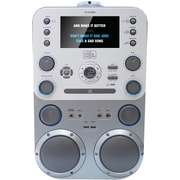 "The Singing Machine Stvg888 Cd+g/mp3/cd/mp3+g Karaoke Player With Bluetooth & 7"" Monitor"