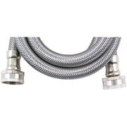 Certified Appliance Wm48ss Braided Stainless Steel Washing Machine Hose (4ft)