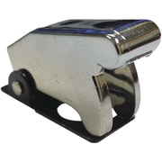 Battery Doctor 20563 Aircraft-style Toggle Switch Cover (chrome)