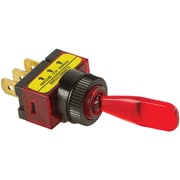 Battery Doctor 20500 On/off Illuminated 20-amp Toggle Switch (red)