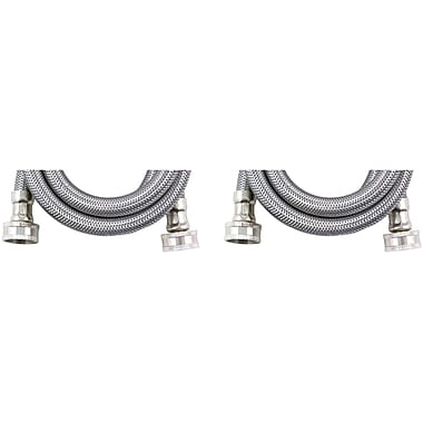 Certified Appliance Braided Stainless Steel Washing Machine Hoses