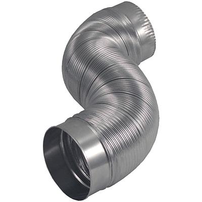 Deflecto Am42 Semi-rigid Flexible Aluminum Duct (4