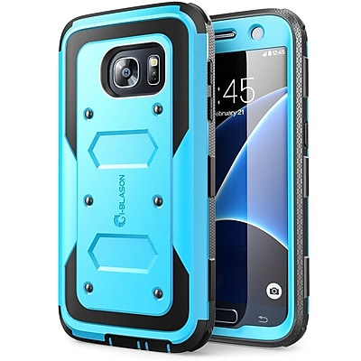 Galaxy Cell Phone Case S8Plus Armorbox Blue (SG8P ARMOR BE)