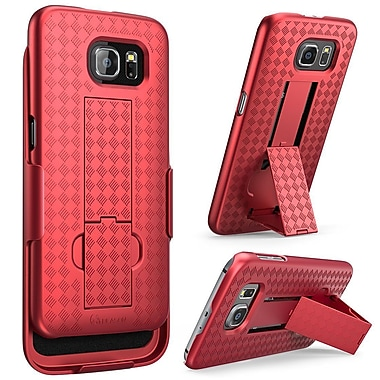 Galaxy Cell Phone Case S8 Transformer Red (S8 TRANS RD)