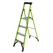 Little Giant MightyLite 6' Fiberglass Step Ladder (15366-001)