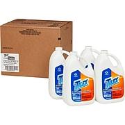 Tilex Disinfects Instant Mildew Remover, Refill, 128 Ounces, 4 Bottles/Case (CLO35605)
