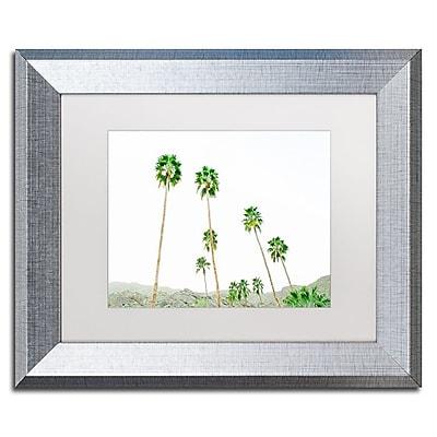 Trademark Fine Art Ariane Moshayedi 'Palms 3' 11