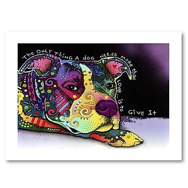 Trademark Fine Art Dean Russo 'Affection' 18