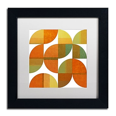 Trademark Fine Art Michelle Calkins 'Four Suns Quartered 1.0' 11