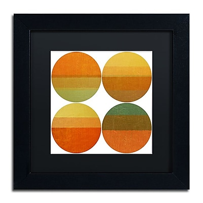 Trademark Fine Art Michelle Calkins 'Four Suns' 11