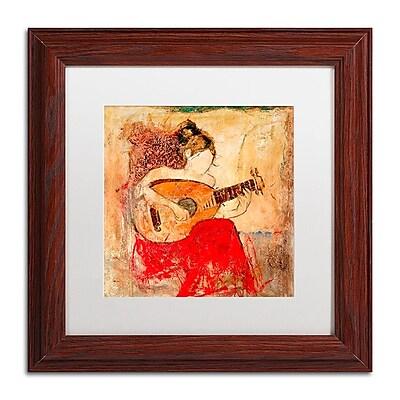 Trademark Fine Art Joarez 'Vanessa' 11