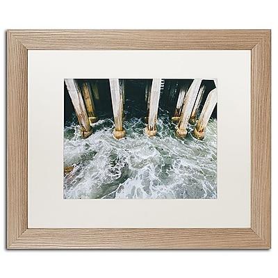 Trademark Fine Art Ariane Moshayedi 'Monterey Pier' 16