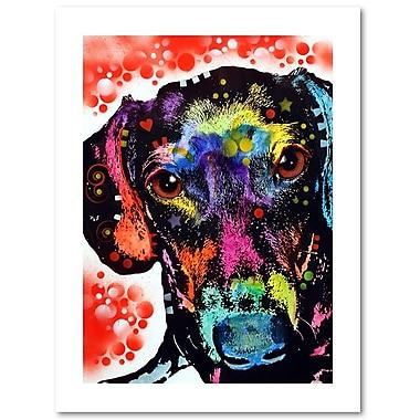 Trademark Fine Art Dean Russo 'Dox' 18