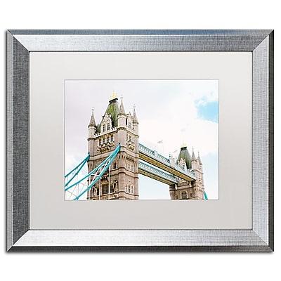Trademark Fine Art Ariane Moshayedi 'London Tower Bridge' 16