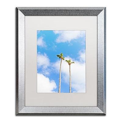 Trademark Fine Art Ariane Moshayedi 'Palms 2' 16