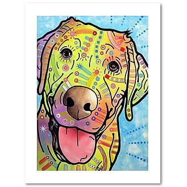 Trademark Fine Art Dean Russo 'Sunny' 18