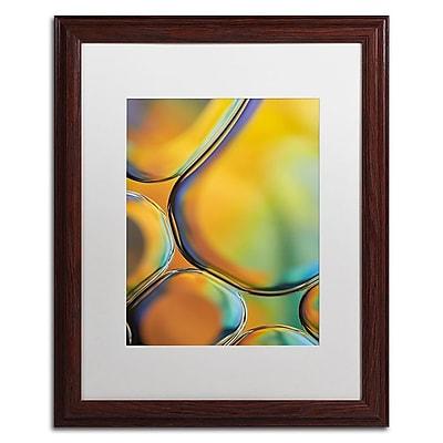 Trademark Fine Art Cora Niele 'Orange Drops' 16
