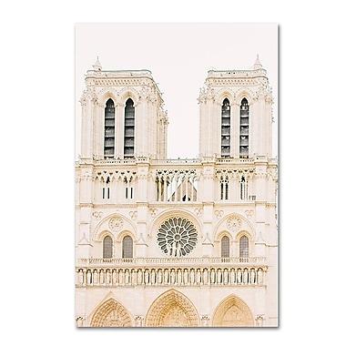 Trademark Fine Art Ariane Moshayedi 'Notre Dame' 16