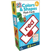 Carson Dellosa World of Eric Carle™ Colors & Shapes Flash Cards (134059)