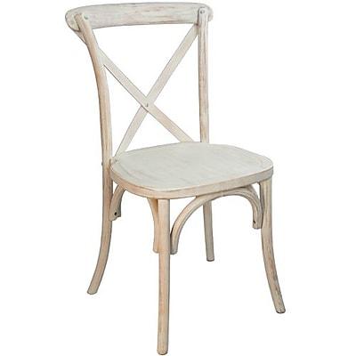 Advantage Lime Wash X-back Chairs (X-BACK-LW-EC-2)