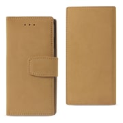 iPhone 7 Wallet Case With RFID Card Protection Khaki
