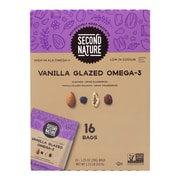 Second Nature Vanilla Glazed Omega-3 Dried Fruit & Nut Mix, 1.25 oz, 16 Count (288-00016)