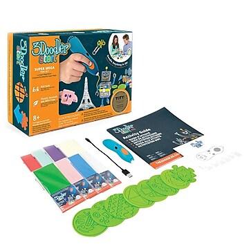 3Doodler Start Super Mega Pen Set (3DS-MEGA-FESR17)