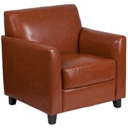 HERCULES Diplomat Series Cognac Leather Chair (BT8271CG)