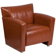 HERCULES Majesty Series Cognac Leather Chair (2221CG)