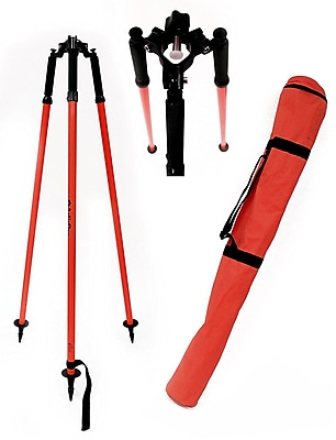 AdirPro Prism Pole Tripod Red (761-01)