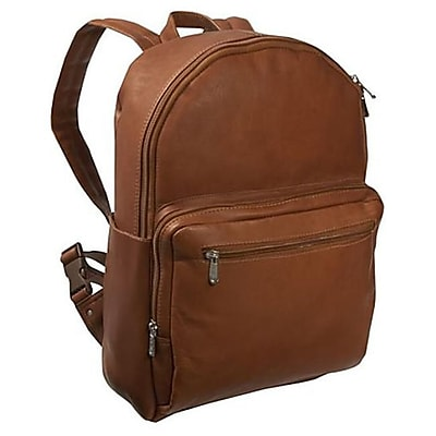Piel Leather Traditional Backpack - Saddle(PIEL1338)