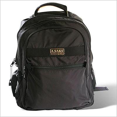 A. Saks Expandable Lightweight Computer Backpack(ASAK006)