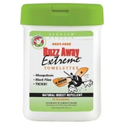 Click here to buy Frontier Natural Products Co op Quantum Natural Insect Repellents Buzz Away Extreme....