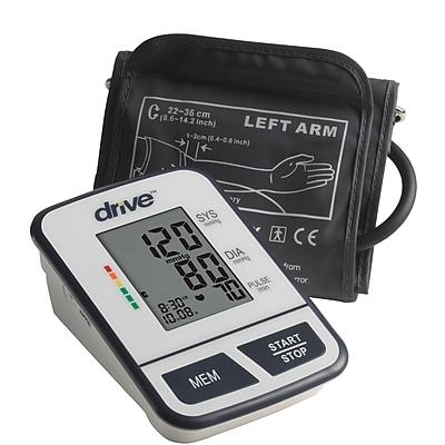 Drive Medical Economy Blood Pressure Monitor, Upper Arm