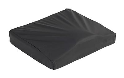 Drive Medical Titanium Gel/Foam Wheelchair Cushion, 20