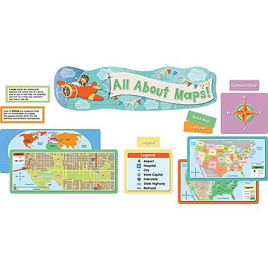 Carson-Dellosa Publishing Mini Bulletin Board Set (110349)
