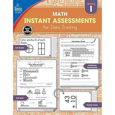 Instant Assessments for Data Tracking, Grade 1 Paperback (104935)