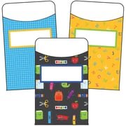 Carson-Dellosa Library Pockets School Tools , 36/pack (121016)