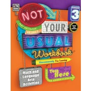 Not Your Usual Workbook, Grade 1 Paperback (704723)