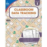 Carson-Dellosa Resource Book Classroom Data Tracking Grade 1 160 pages (104917)