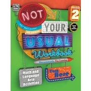 Not Your Usual Workbook, Grade K Paperback (704722)