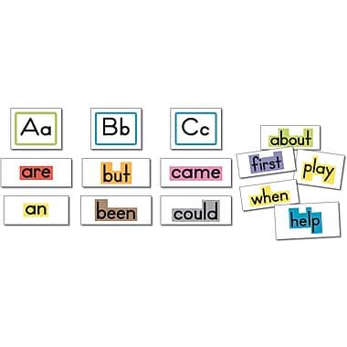 Carson-Dellosa Word Wall Bulletin Board Set (110372)